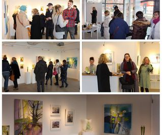 Vernissage - River City Gallery 28 jan 2017